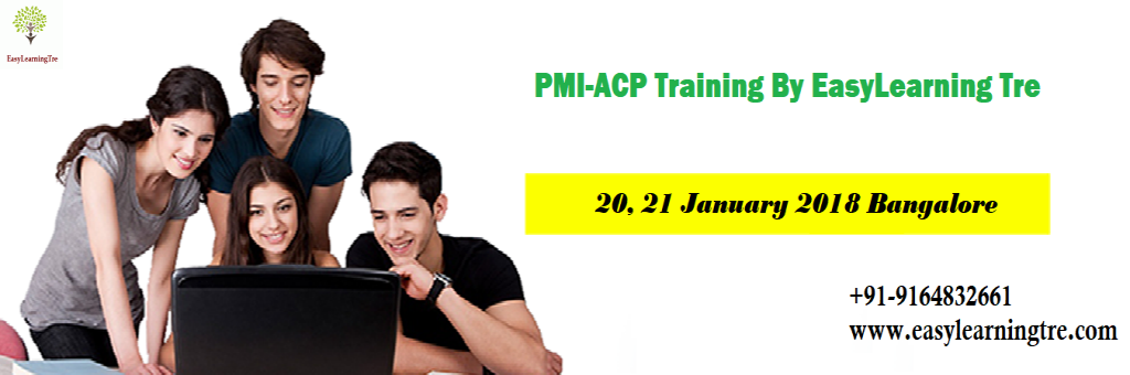 PMI-ACP Training in Bangalore