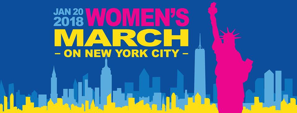 2018 Women's March on NYC