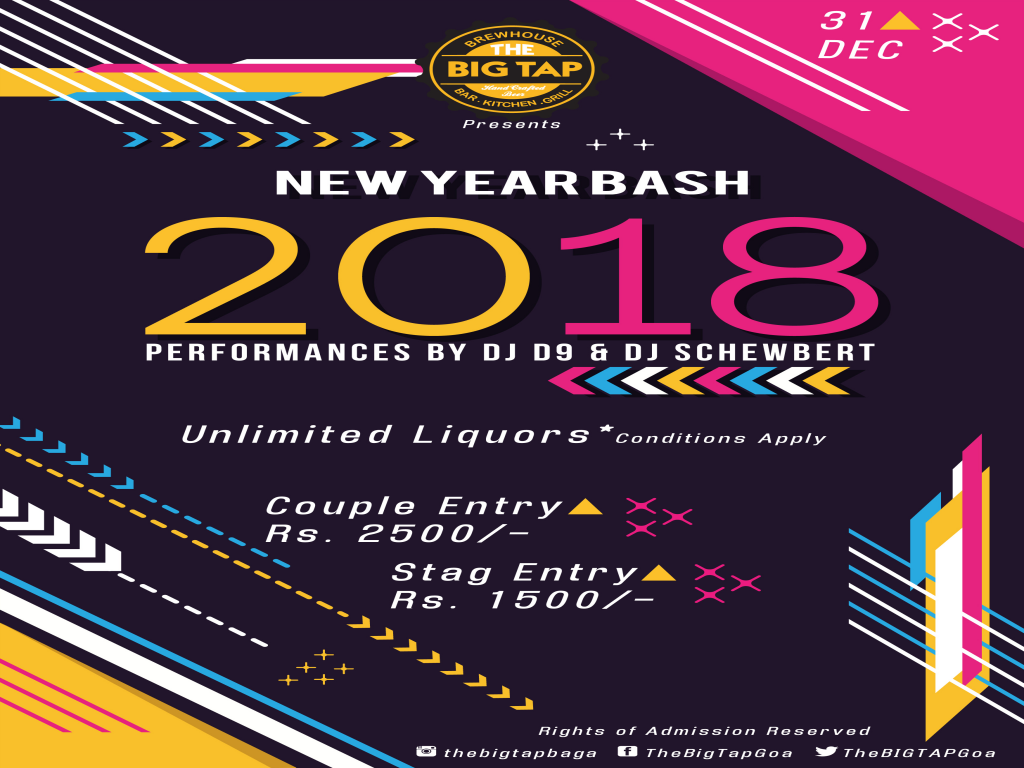 New Year Bash 2018