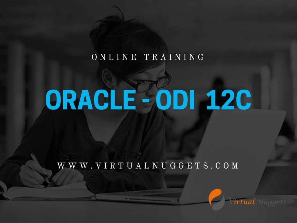 Oracle Data Integrator | ODI Online Training