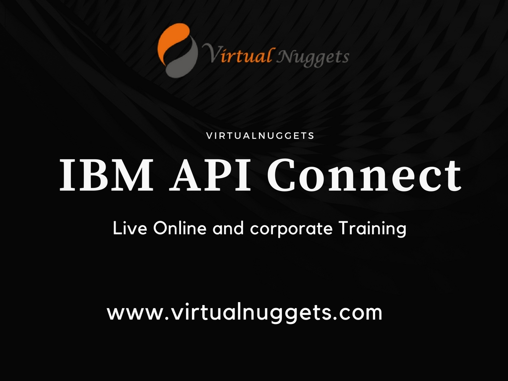 IBM API Connect Online Training