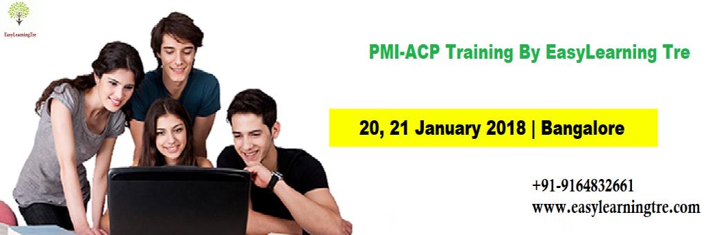 PMI-ACP Training Bangalore | EasyLearning Tre