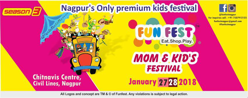Fun Fest- The Kids Festival, Season 3