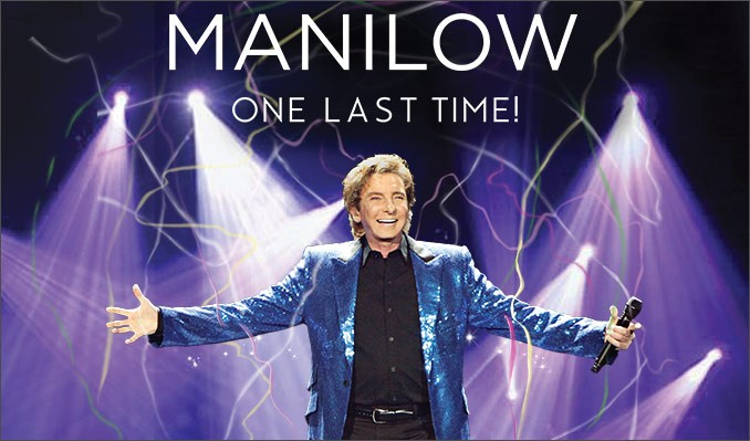 Barry Manilow Tickets 2018