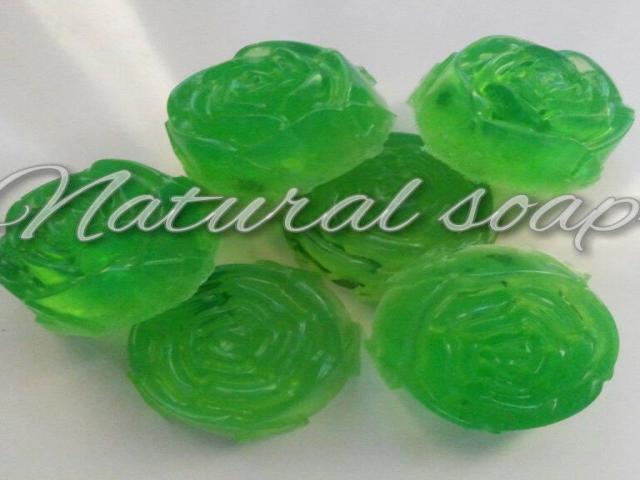 Natural Handmade Soap Making Workshop