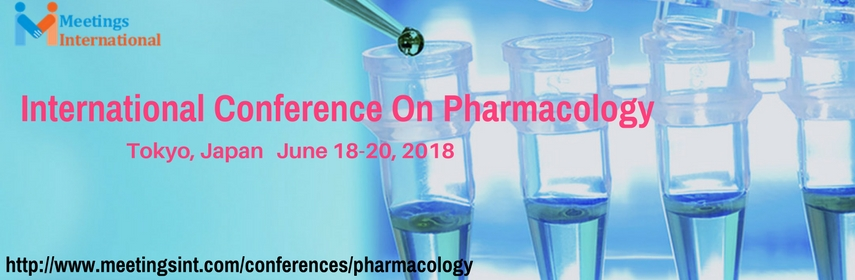 International Conference On Pharmacology