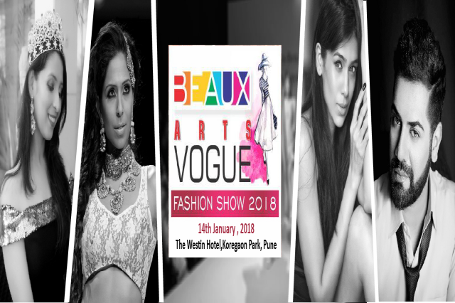 THE ANNUAL FASHION SHOW -