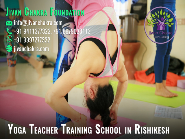 100 Hours Yoga Teacher Training Course in Rishikesh India 2019