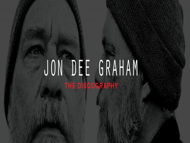 Jon Dee Graham Tickets - 2018 Tour