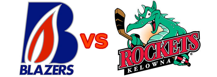Kamloops Blazers vs. Kelowna Rockets