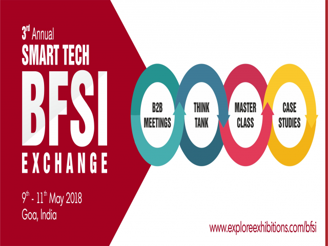 BFSI Conference In India 2018- Smart Tech BFSI Exchange 2018 (3rd Annual)