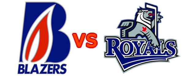 Kamloops Blazers vs. Victoria Royals