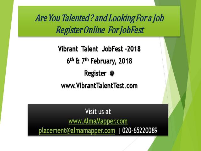Vibrant Talent JobFest