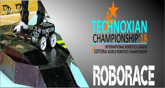 RoboRace (WORLD ROBOTICS CHAMPIONSHIP)