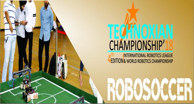 RoboSoccer (WORLD ROBOTICS CHAMPIONSHIP)