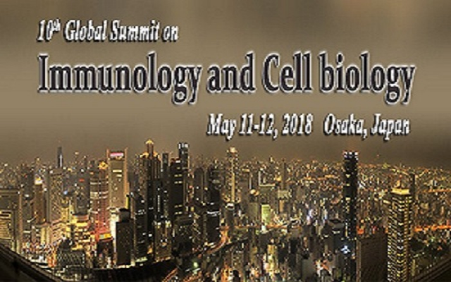 10th Global Summit on Immunology and Cell biology