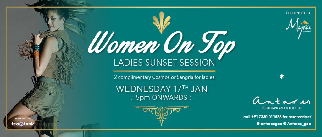Women On Top @ Antares 17th Jan 2018