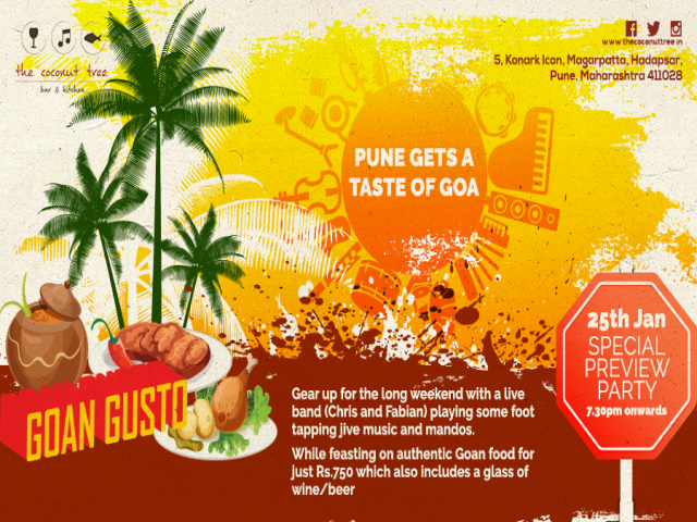 The Great Goan Food Festival