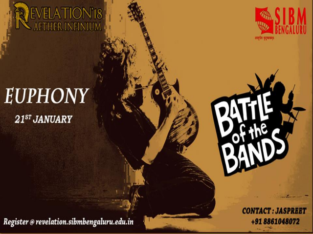 Euphony - The Battle of the Bands