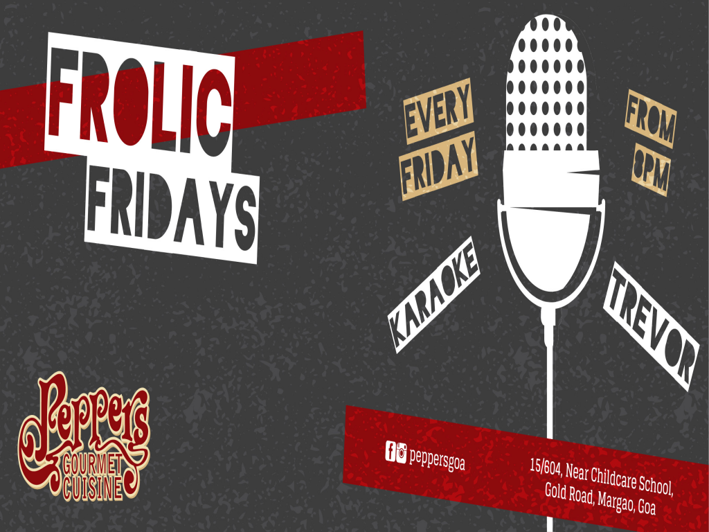 Friday Frolic - 19th January 2018