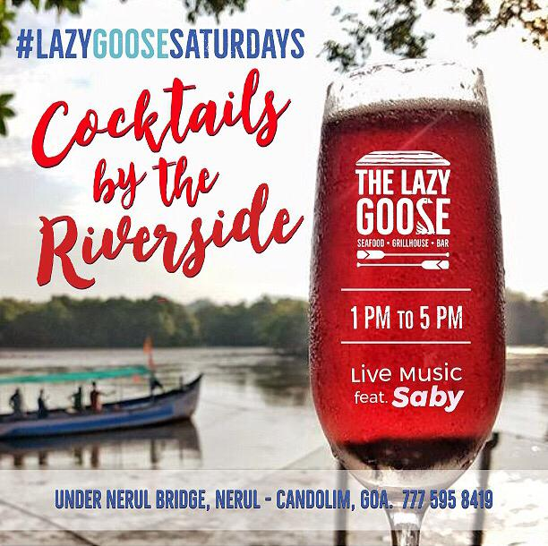 Saturday Afternoon Fun at The Lazy Goose, 20th January