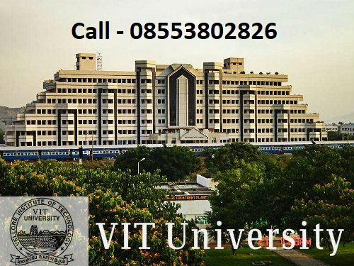 Admission in VIT 2018