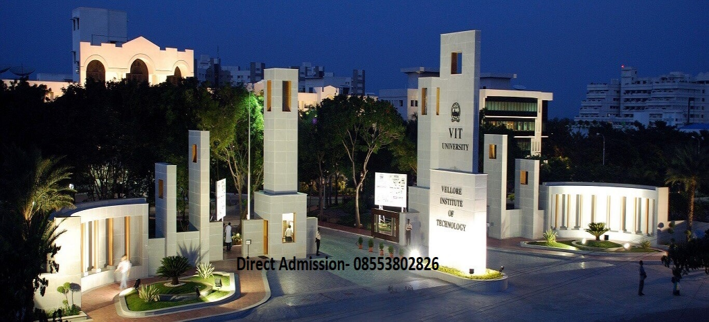 Direct Admission in VIT VELLORE 2018