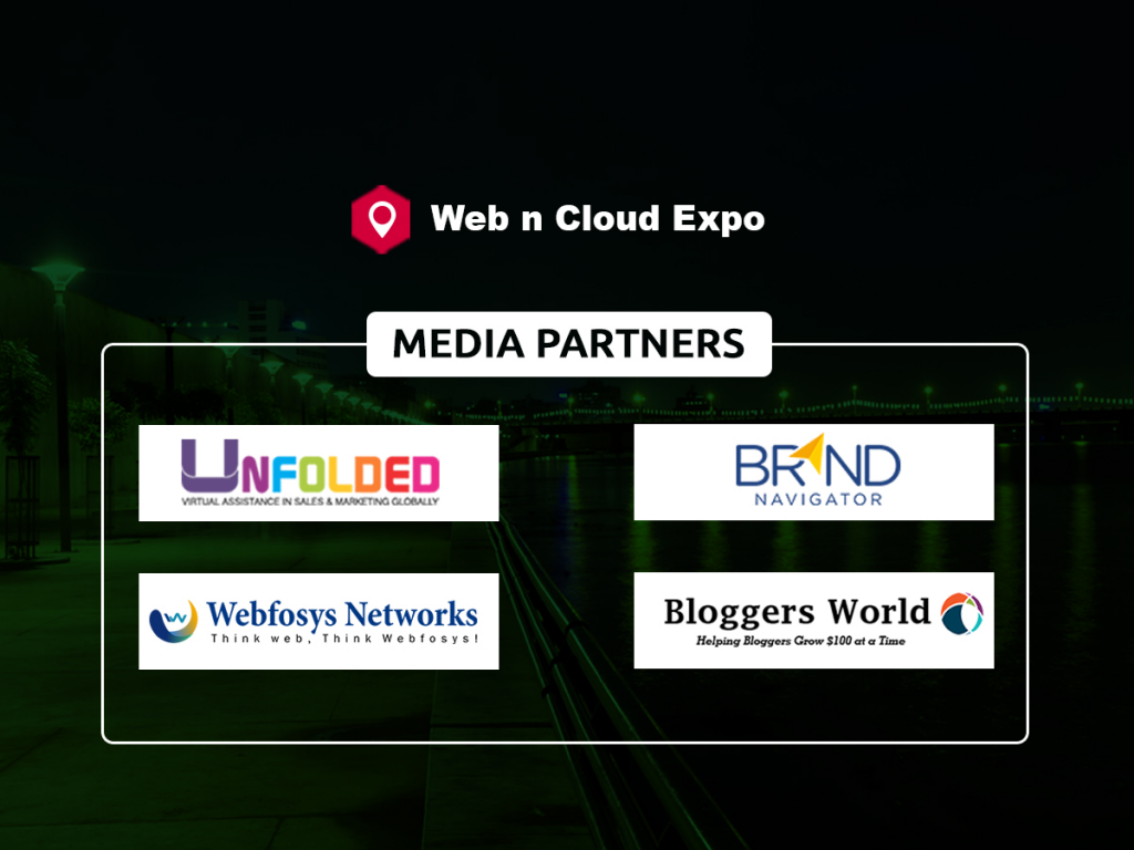 WEB & CLOUD EXPO 2018 AHMEDABAD