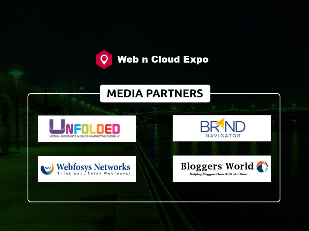 WEB & CLOUD EXPO 2018 AHMEDABAD