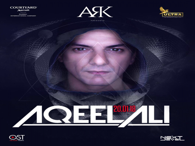 Saturday Night With DJ AQEEL @ ARK (Courtyard Marriott)