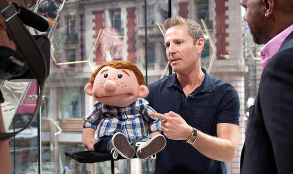 Paul Zerdin Tickets
