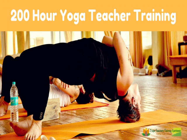 Hatha Yoga School Provides 200 hour yoga teacher training in Rishikesh
