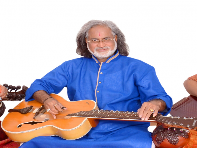 Live-in Concert by Pt. Vishwa Mohan Bhatt for a cause! @Phoenix Marketcity, Pune