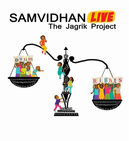 Samvidhan LIVE  The Jagrik Project National Celebration Event