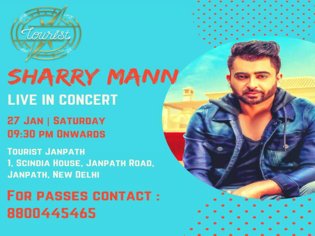 Sharry Maan Exclusive Concert