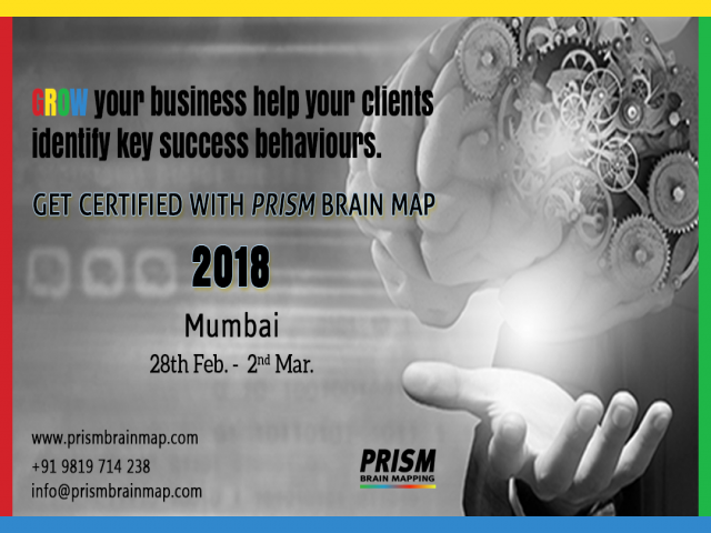 Become a Life Coach with PRISM BRAIN MAP