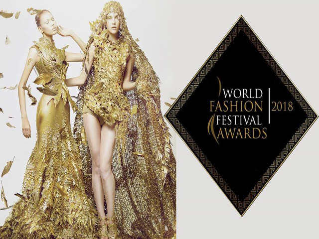World Fashion Festival Awards 2018