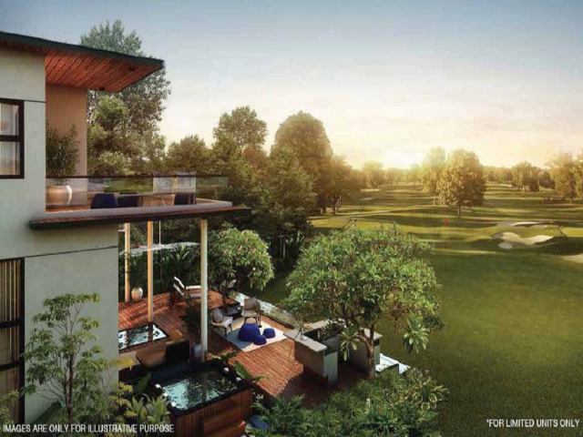 Godrej Golf Links Evoke Villa in Greater Noida
