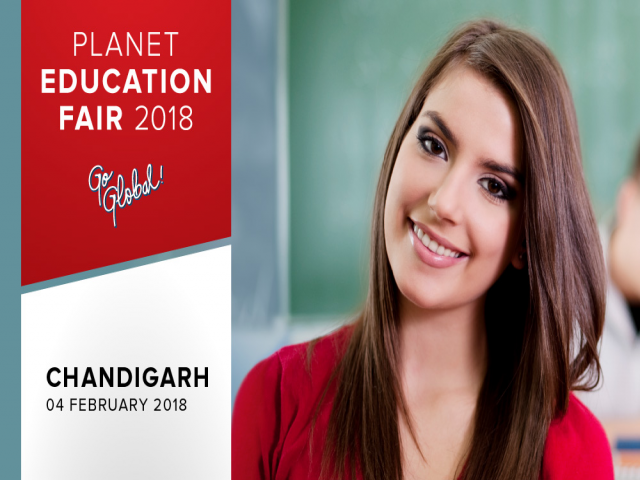Chandigarh Overseas Education Fair 4 February 2018