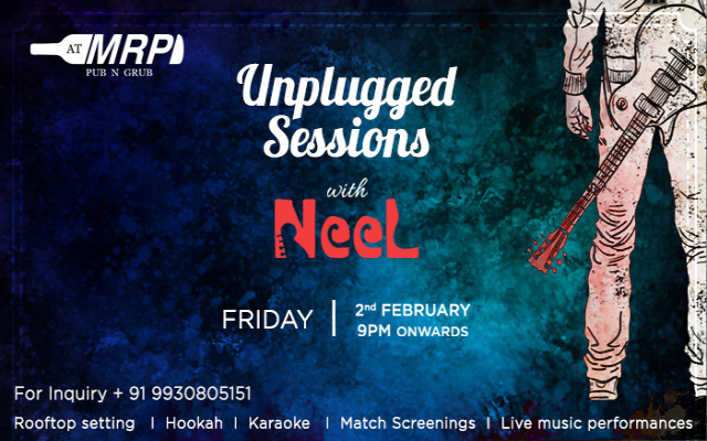 Unplugged Sessions With Neel