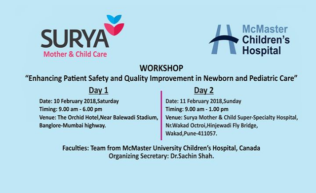 Enhancing Patient Safety and Quality Improvement in Newborn and Pediatric Care