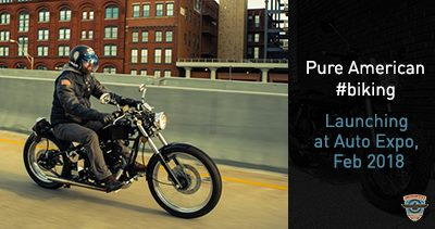Cleveland CycleWerks Motorcycle Launch at Auto Expo 2018