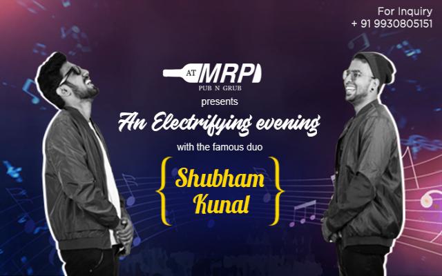 An Electrifying Evening with Shubham Kunal