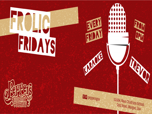 Friday Frolic - 9th Feb 2018