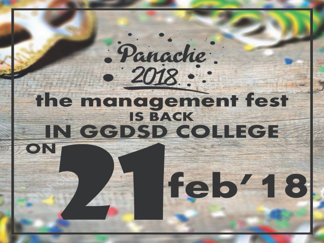 Panache: The management fest