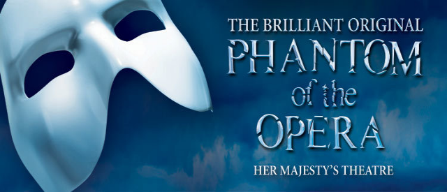 Phantom of the Opera Show Tickets 2018 - Tixbag