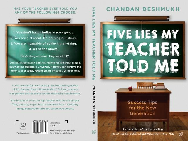 Journalist Vasanthi Hariprakash to launch Chandan Deshmukh's latest book