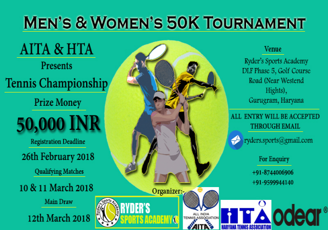 Men's & Women's 50K Tournament