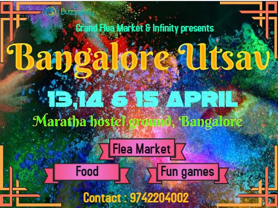 Bangalore Utsav Summer Edition