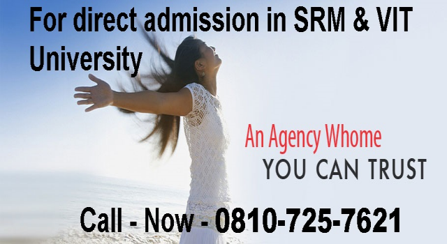 srm university b.tech management quota - direct admission srm